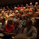 Audience at the 2014 Muskoka Summit on the Environment