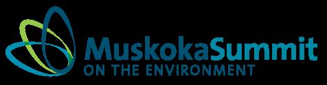 Muskoka Summit on the Environment logo