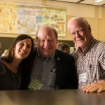 Andrea Smith, Robert Sandford and Brian McElwain