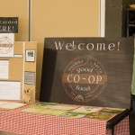 North Muskoka Good Food Co-op Display