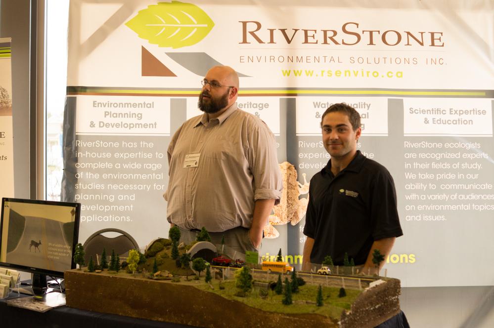 RiverStone Environmental Solutions Display