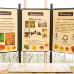 Westwind Forest Stewardship Display