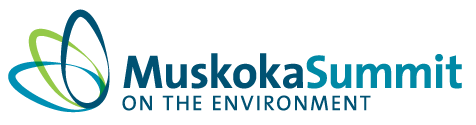Muskoka Summit on the Environment logo